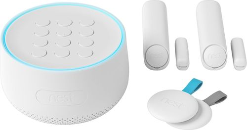 Nest - Secure Alarm System - White