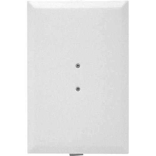 """SpeakerCraft - Cover Plate for Select 6"""" In-Wall Speakers - White"""
