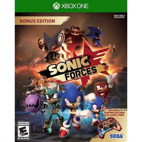 Sonic Forces Bonus Edition...