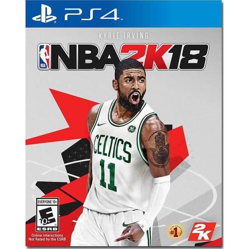 NBA 2K18 - PlayStation...