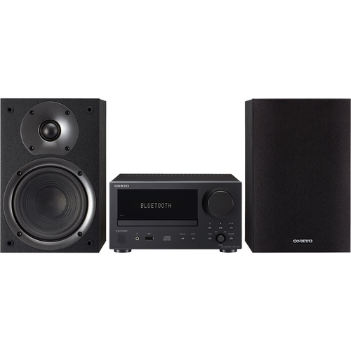 Onkyo - CS Audio System - Black