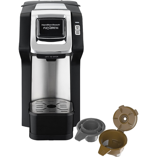 Hamilton Beach - FlexBrew Coffeemaker - Black 6084528