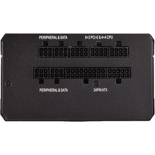 CORSAIR RMx Series 750W ATX12V 2.4/EPS12V 2.92 Modular Power Supply Black CP-9020092-NA