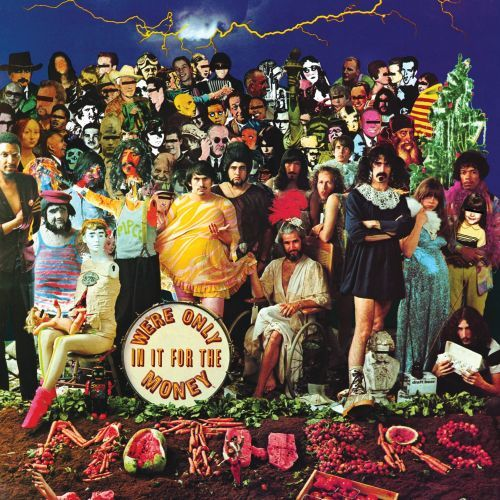 We're Only in It for the Money [CD] 6084654