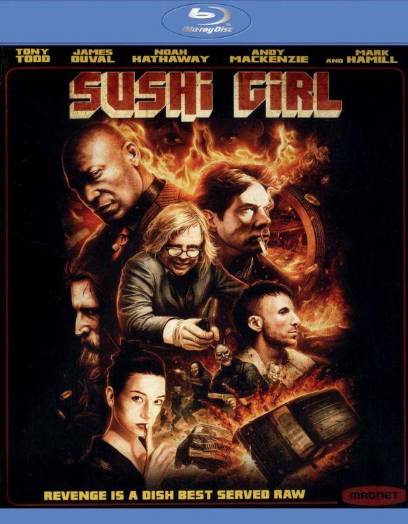 Sushi Girl [Blu-ray] [2012] 6084754