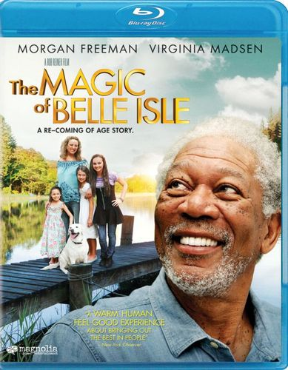 The Magic of Belle Isle [Blu-ray] [2012] 6084763