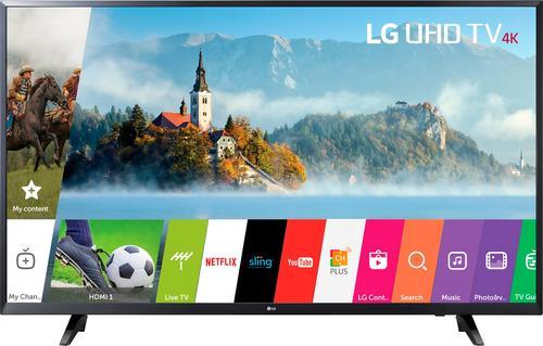 "LG - 43"" Class (42.5"" Diag.) - LED - 2160p - Smart - 4K Ultra HD TV"