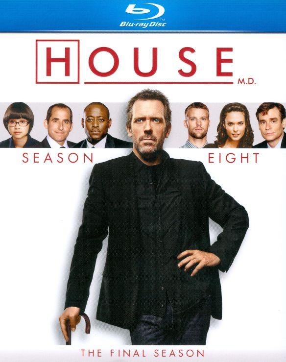 House: Season Eight - The Final Season [5 Discs] [Blu-ray] 6087527