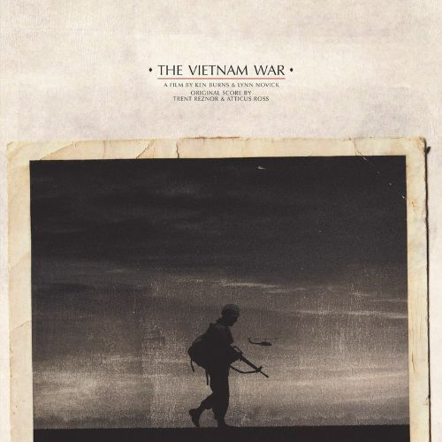 The Vietnam War: A Film by Ken Burns & Lynn Novick [Original Score] [LP] - VINYL 6088008
