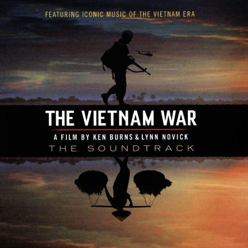 The Vietnam War: A Film by Ken Burns & Lynn Novick [Original TV Soundtrack] [CD] 6088026