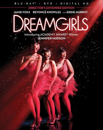 Dreamgirls [Director's Extended Edition] [Blu-ray/DVD] [2006] 6089807