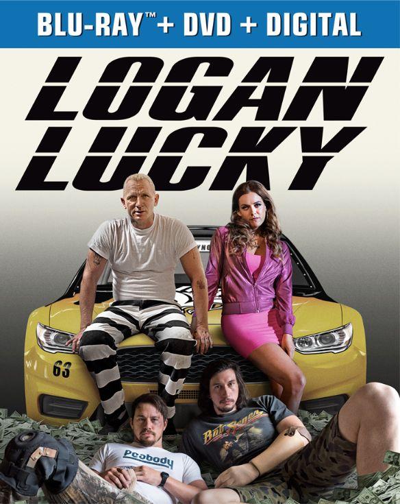 Logan Lucky [Blu-ray] [2017] 6089819