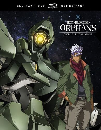 Mobile Suit Gundam: Iron-Blooded Orphans - Season One - Part Two [Blu-ray] 6089821