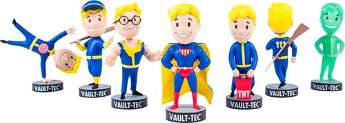Gaming Heads Fallout 4 - Vault Boy Bobblehead - Series Four 6090017