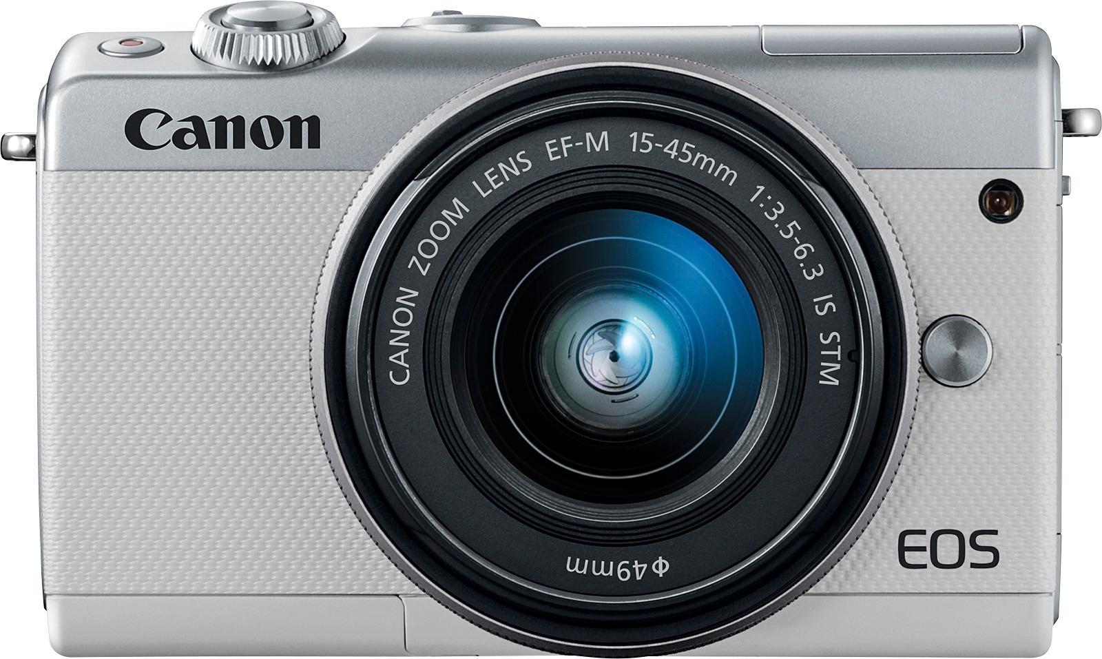 Canon - EOS M100 Mirrorless...