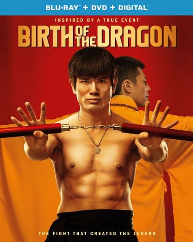 Birth of the Dragon [Blu-ray] [2016] 6092810