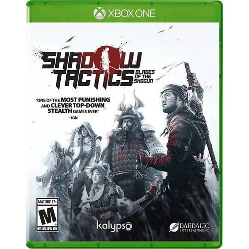 Shadow Tactics: Blades...