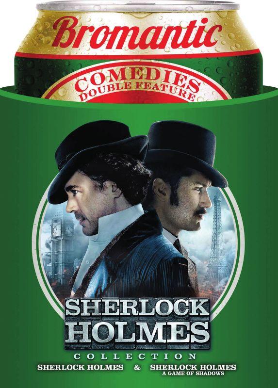 Sherlock Holmes/Sherlock Holmes: A Game of Shadows [2 Discs] [DVD] 6097309