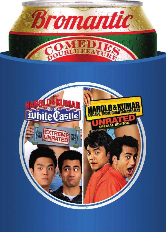 Harold & Kumar Go to White Castle/Harold & Kumar Escape From Guantanamo Bay [DVD] 6097312