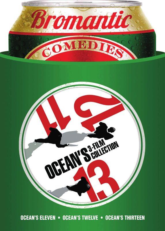 Ocean's Eleven/Ocean's Twelve/Ocean's Thirteen [DVD] 6097328