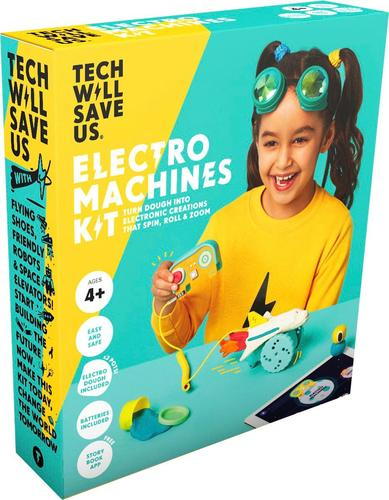 Tech Will Save Us - Electro...