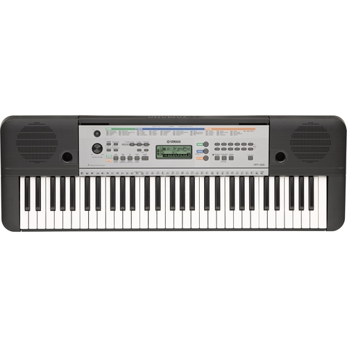Yamaha - Portable Keyboard with 61 Keys - Black