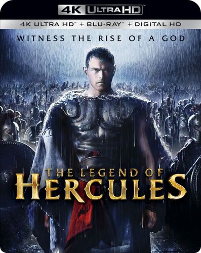 The Legend of Hercules [4K Ultra HD Blu-ray] [2 Discs] [2014] 6099014
