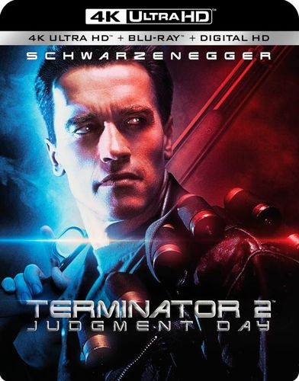 Terminator 2: Judgment Day [4K Ultra HD Blu-ray/Blu-ray] [2 Discs] [1991] 6099016