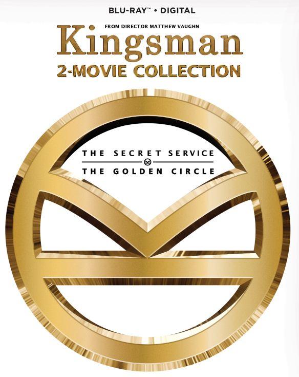 Kingsman: The Secret Service/Kingsman: The Golden Circle [Digital Copy] [Blu-ray] 6099911