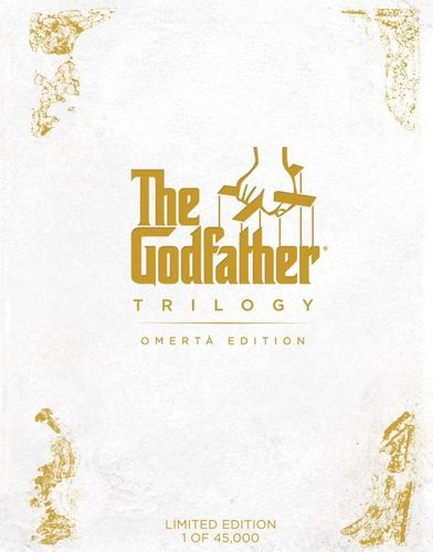 The Godfather Collection [Blu-ray] [4 Discs] 6100112