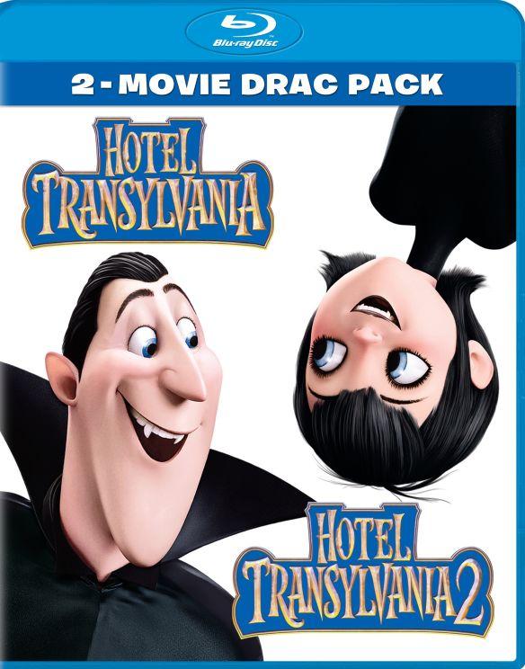 Hotel Transylvania/Hotel Transylvania 2 [Blu-ray] 6100114