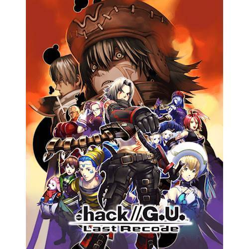 .hack//G.U. Last Recode - PlayStation 4 [Digital]