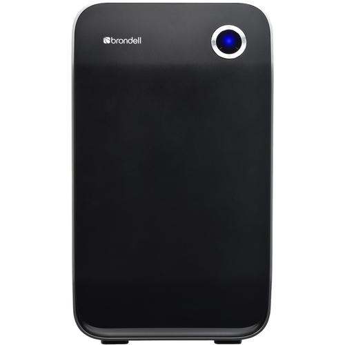 Brondell - O2+ Console Air Purifier - Black 6105700