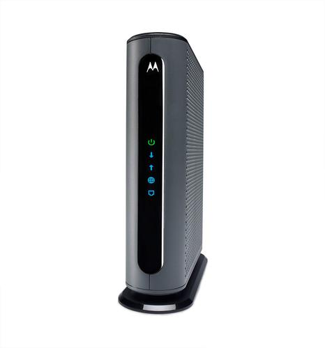 Motorola - 32 x 8 DOCSIS 3.1 Cable Modem 32 x 8 DOCSIS 3.1 Cable ModemSupports speeds up to 3.8 GbpsWorks with Comcast XFINITY, Comcast Business, Cox Communications