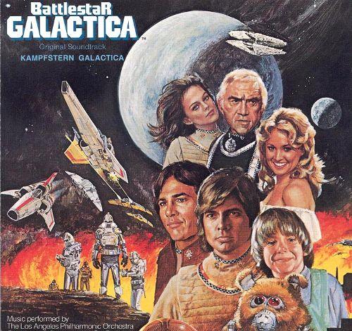 Battlestar Galactica [25th Anniversary] [CD] 6106242