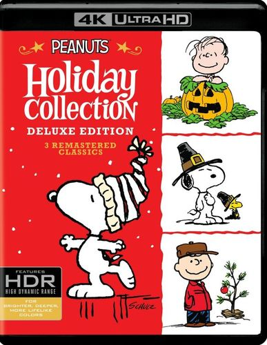The Peanuts Holiday Collection [Includes Digital Copy] [UltraViolet] [4K Ultra HD Blu-ray] 6109513