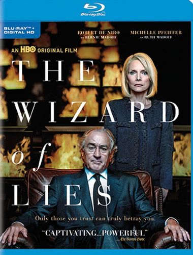 The Wizard of Lies [Blu-ray] [2017] 6109522