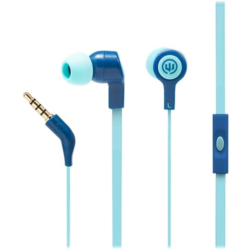 Wicked Audio - Jekyll In-Ear Headphones - Blue moon