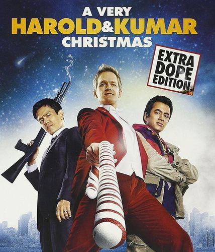 A Very Harold and Kumar Christmas [Extended Cut] [Blu-ray] [2011] 6111221