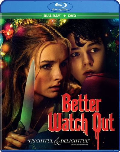 Better Watch Out [Blu-ray/DVD] [2 Discs] [2016] 6111401