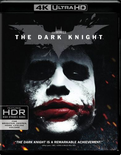 The Dark Knight [4K Ultra HD Blu-ray/Blu-ray] [2008] 6111516