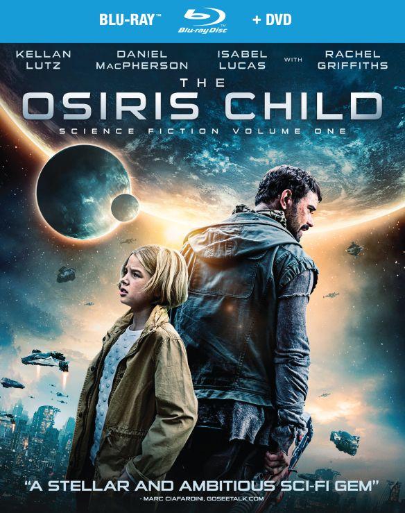 The Osiris Child: Science Fiction Volume One [Blu-ray/DVD] [2 Discs] [2016] 6111527