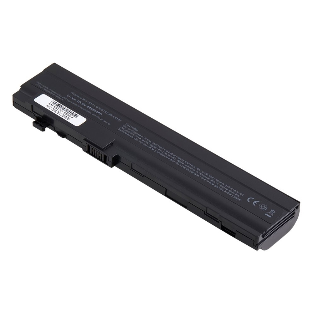 DENAQ 8-Cell Lithium-Ion Battery for HP Mini 5101 and 5102 Laptops NM-HSTNN-DB0G-6