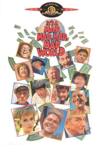 It's a Mad, Mad, Mad, Mad World [DVD] [1963] 6112388