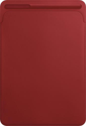 Apple - Leather Sleeve for 10.5-inch iPad Pro - (PRODUCT)RED