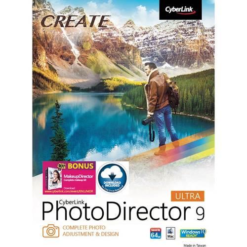PhotoDirector 9 Ultra...