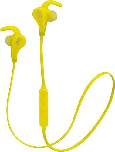 JVC HA-ET50BT BT 3.0 9hrs Yellow