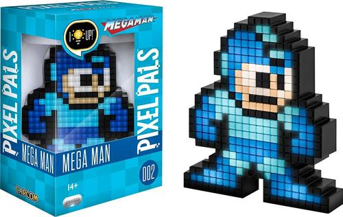 PDP - PIXEL PALS Capcom Mega Man - Black/white/blue/brown