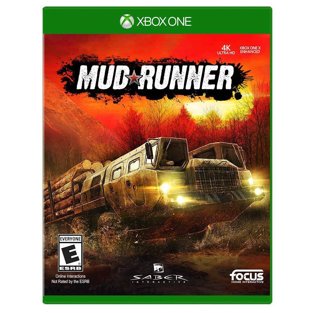 MudRunner: A Spintires game – Xbox One