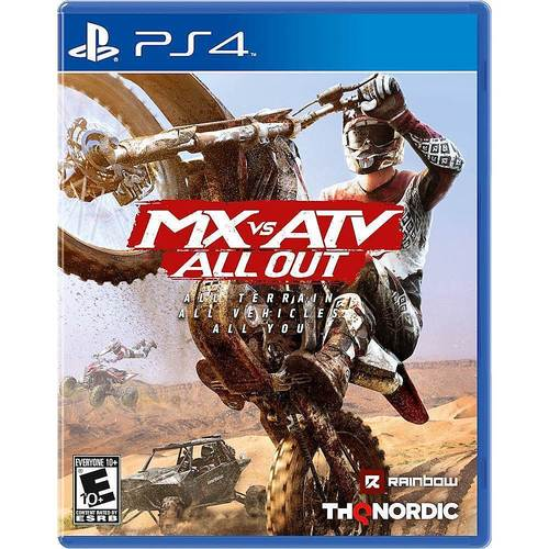 MX vs ATV All Out - PlayStation...